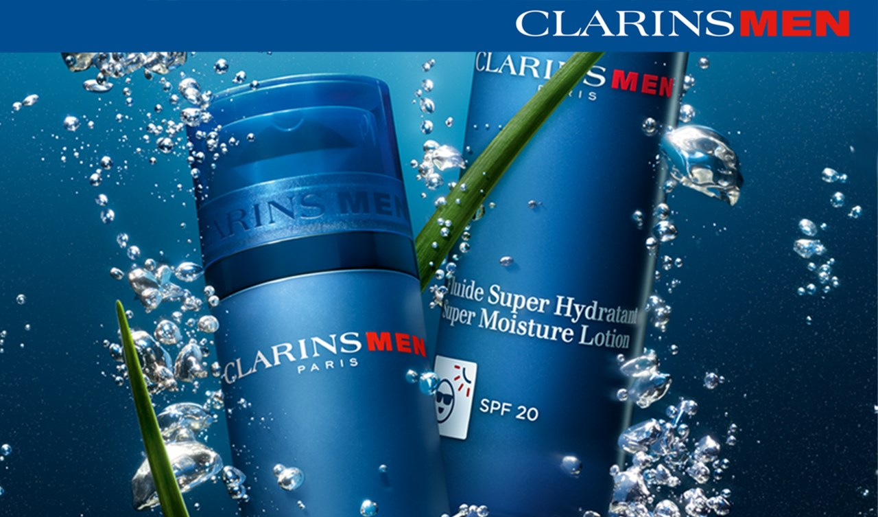 Clarins for Men
