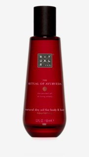 The Ritual of Ayurveda Dry Oil