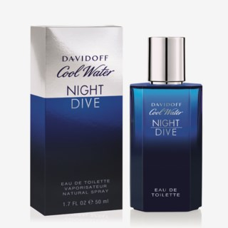 Davidoff Cool Water Night Dive EdT