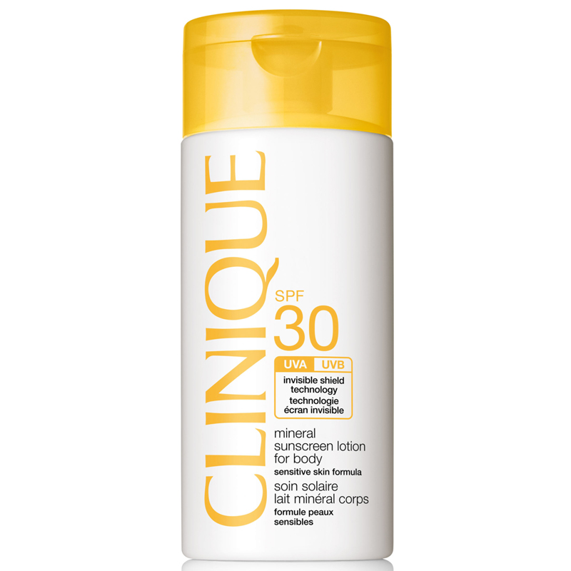SPF 30 Mineral Sunscreen Lotion Body