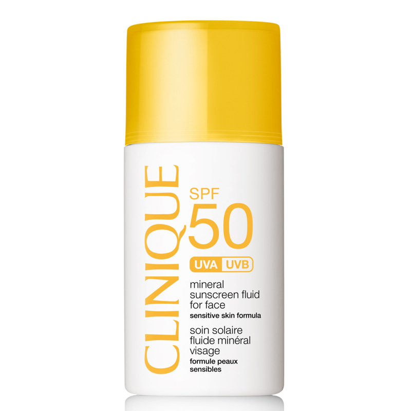 SPF 50 Mineral Sunscreen Face 30 ml