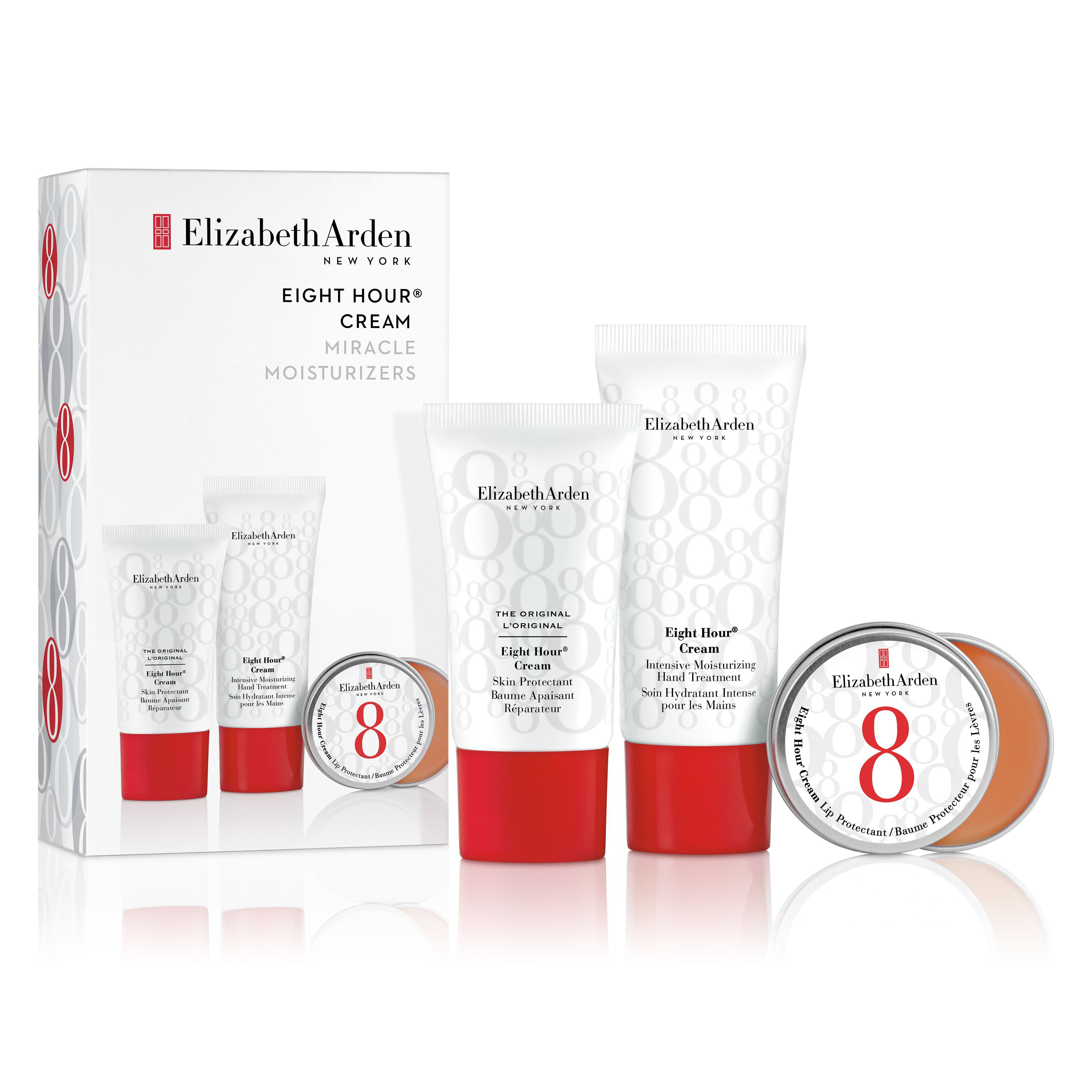 Eight Hour Cream Miracle Moisturizers Giftbox
