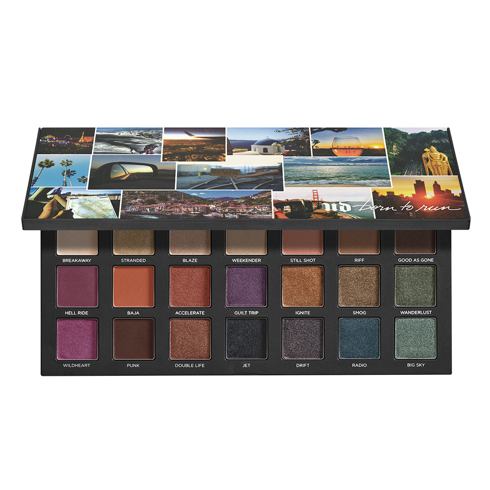 Born To Run Palette