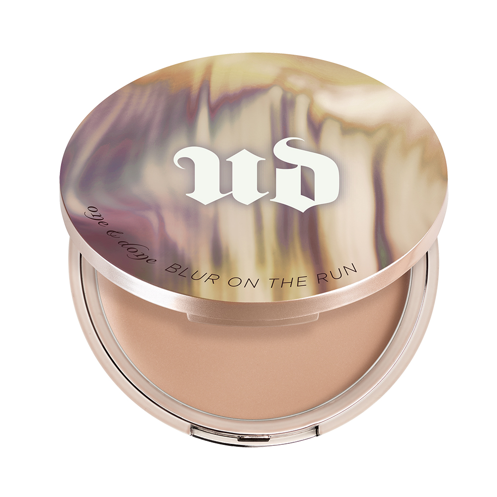 Naked Skin One & Done Blur on the Run Touch-Up & Finishing Balm Light to Medium