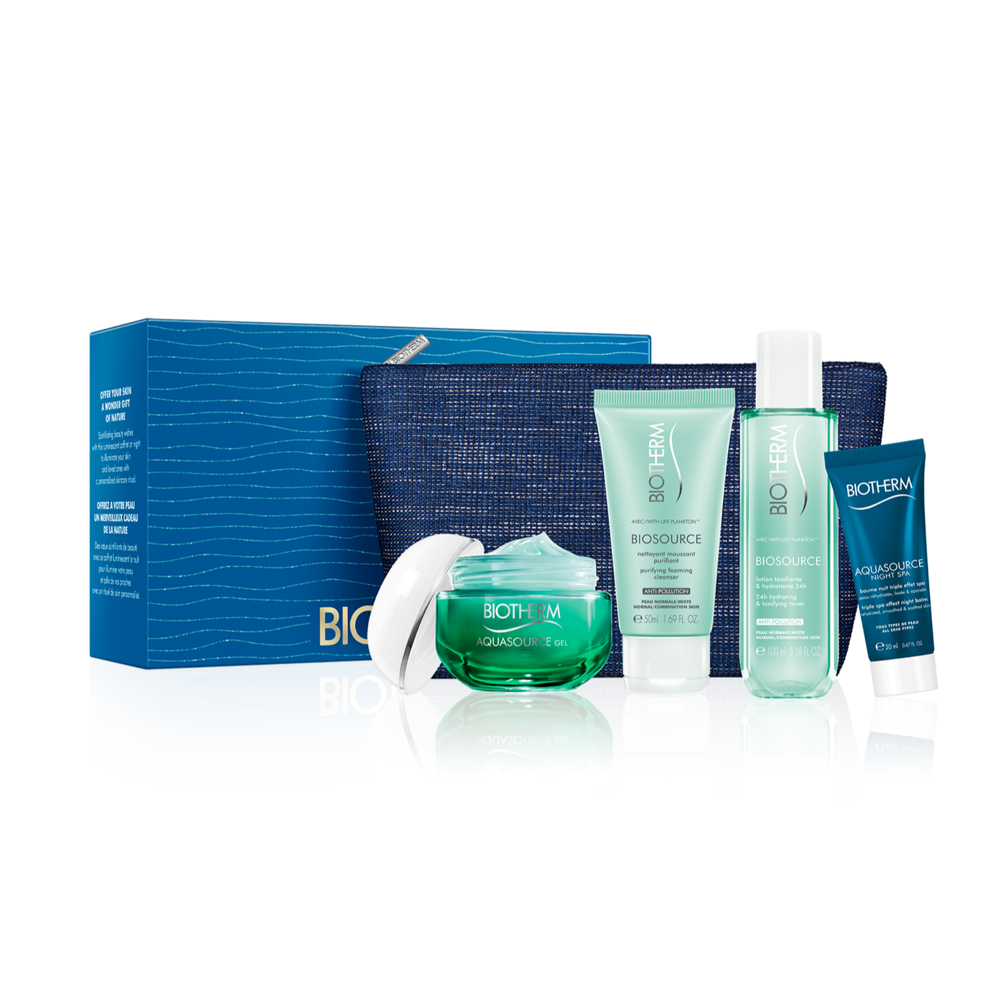 Aquasource Day Cream Giftbox