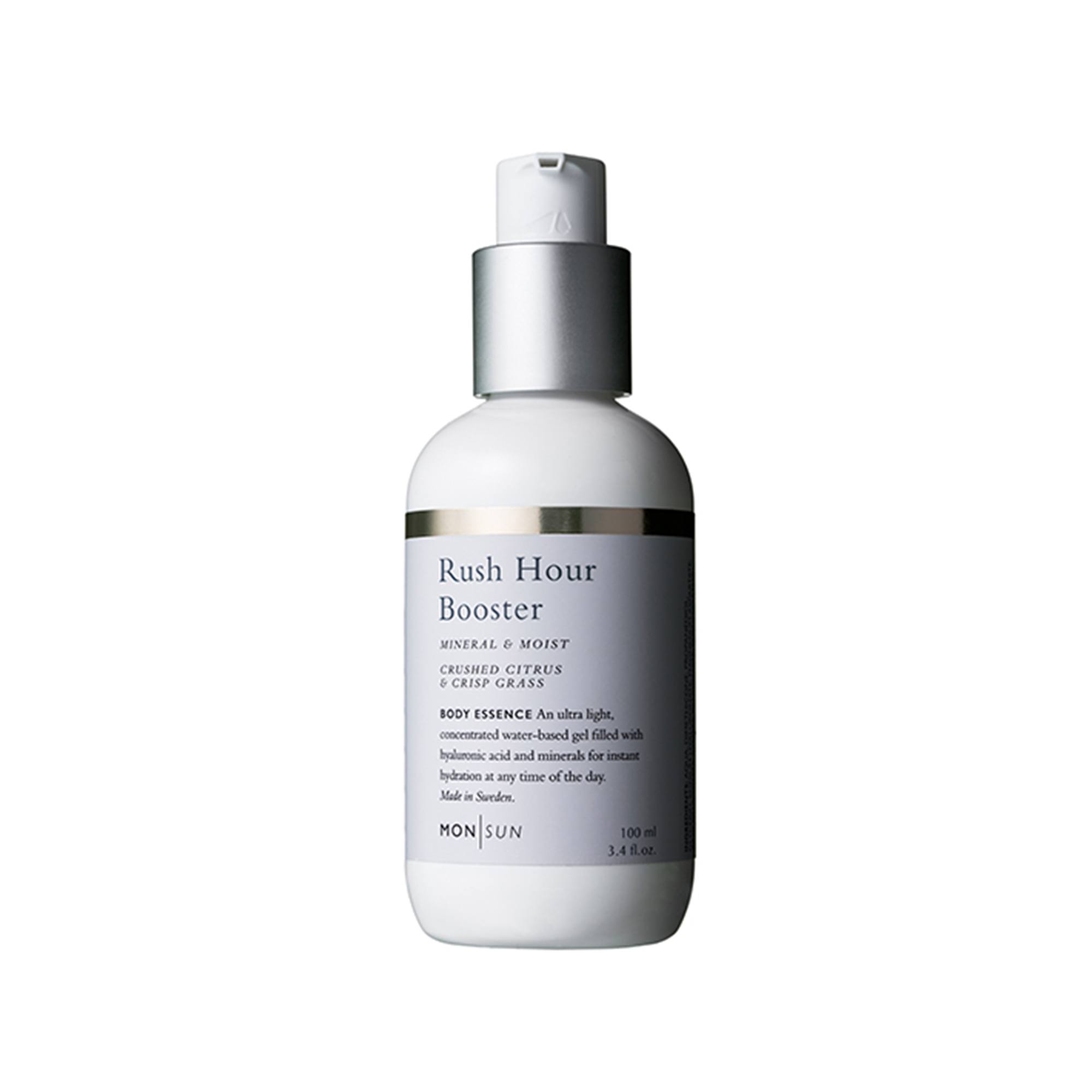Rush Hour Booster Mineral & Moist Body Essence