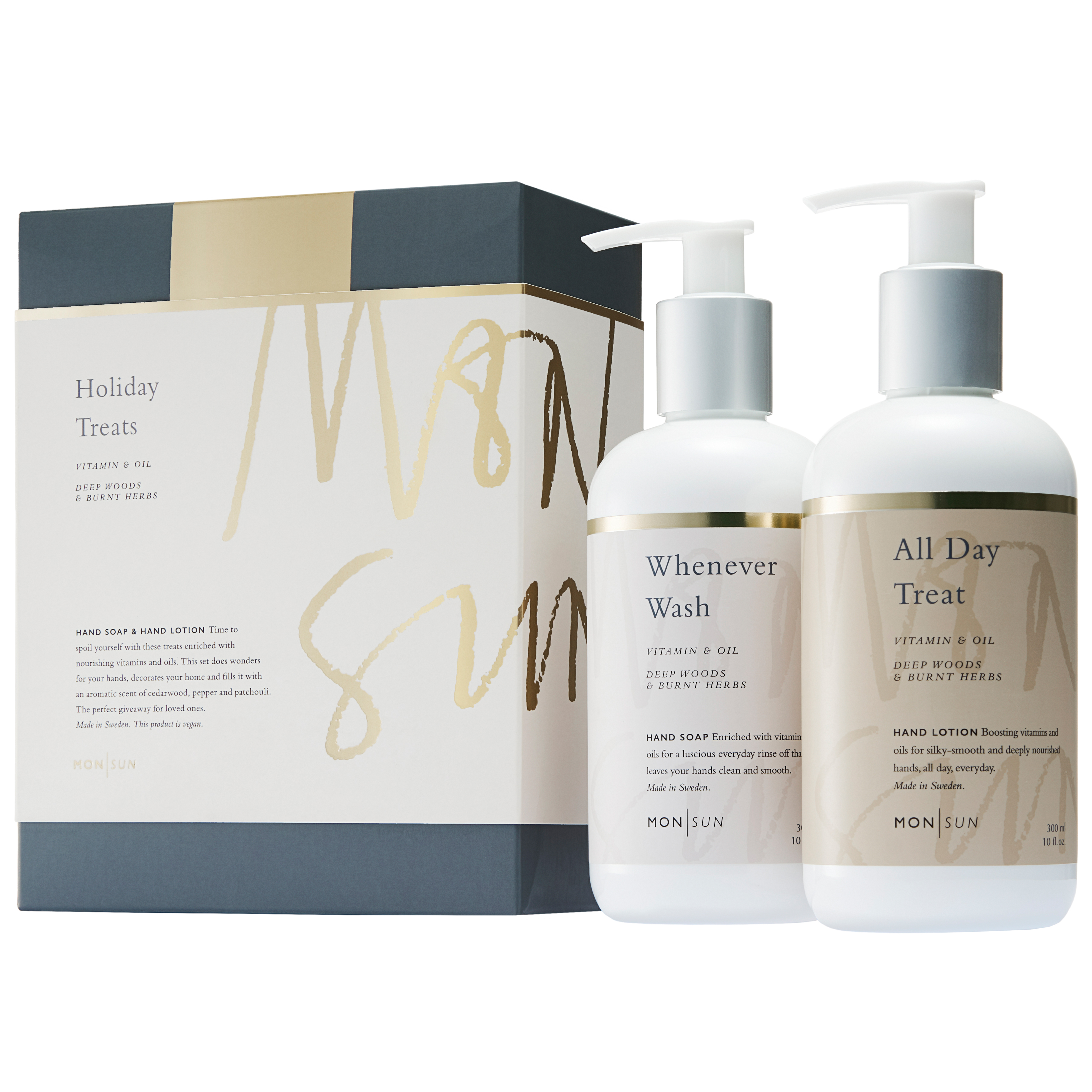 Holiday Treats Handsoap & Handlotion Giftbox