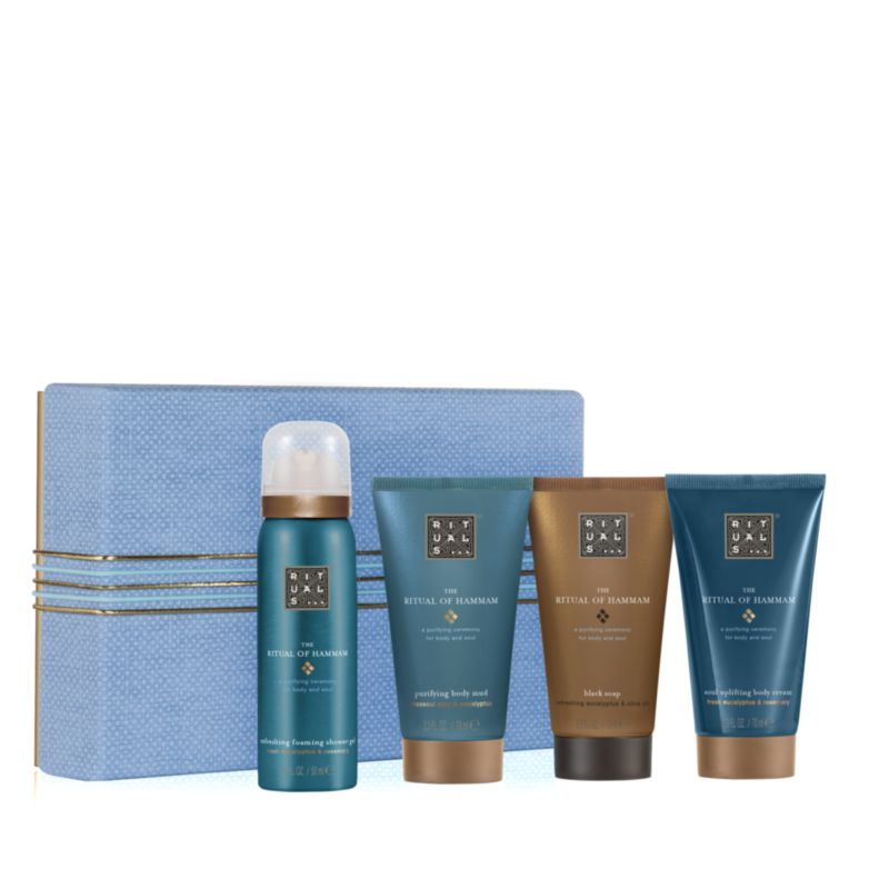 The Ritual of Hammam Xmas Box Purifying Treat