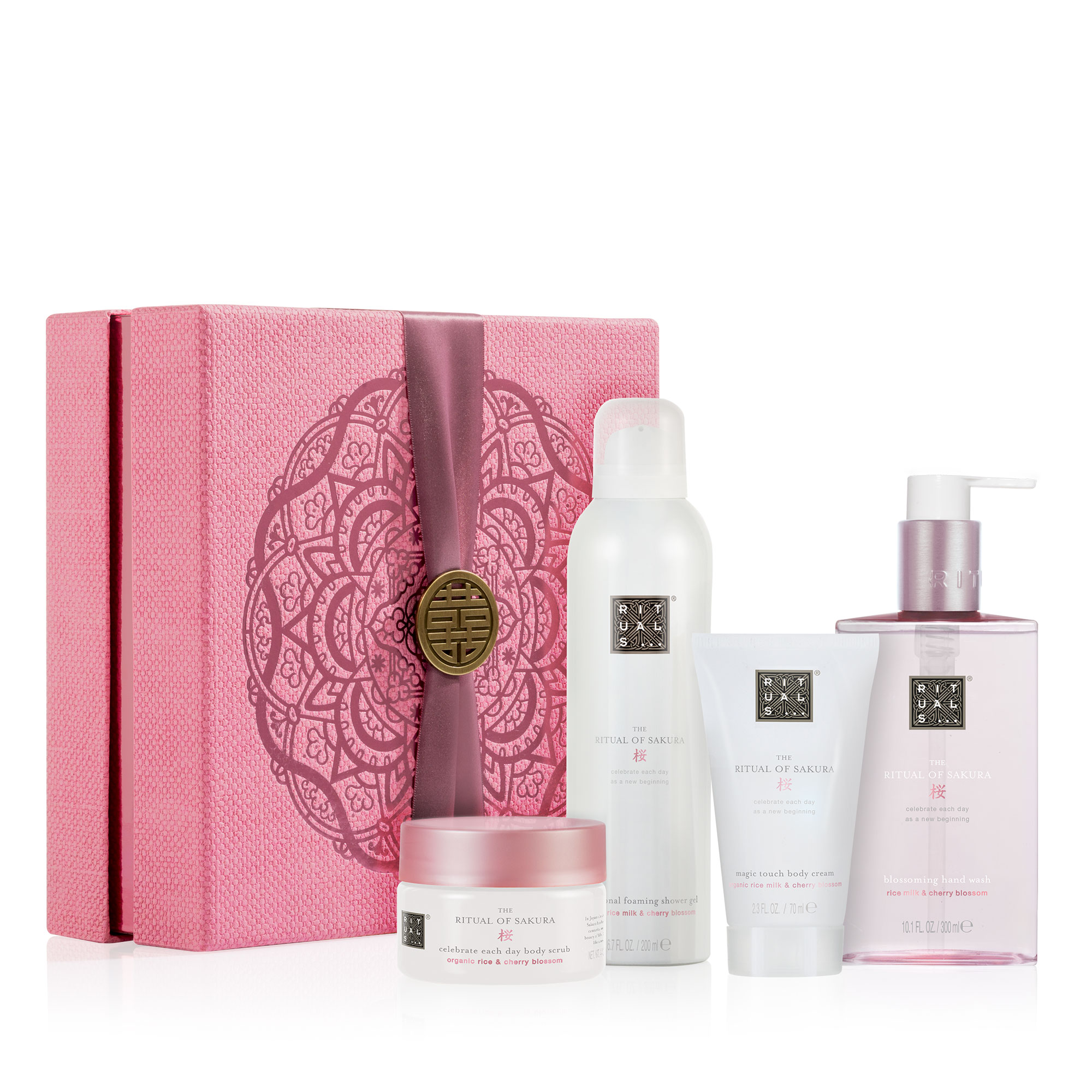 The Ritual Of Sakura - Renewing Ritual Medium Giftbox